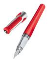 Pelikan Pelikano Red Right-Handed Medium Point Fountain Pen