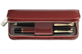Pelikan Fine Leather Red  Case
