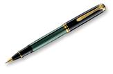 Pelikan Souveran 400 Black/Green GT  Rollerball Pen
