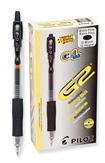 Pilot G2 Premium Black Pack of 12 Extra Fine Point Gel Pen