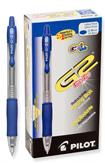 Pilot G2 Premium Blue Pack of 12 Extra Fine Point Gel Pen
