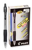 Pilot G2 Premium Black Ultra Fine Pack of 12  Gel Pen