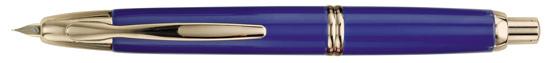 Pilot Vanishing Point GA Blue Medium Point Fountain Pen
