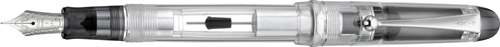 Pilot Custom 74 Clear ST Medium Point Fountain Pen