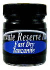 Private Reserve Fast Dry Ink Tanzanite 50ml  Bottled Ink