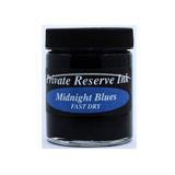 Private Reserve Fast Dry Ink Midnight Blues 66ml  Bottled Ink