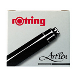 Rotring Refills Black - Box of 6  Fountain Pen