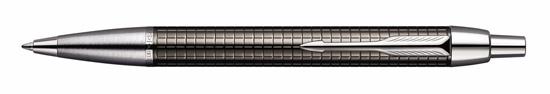 Parker IM Chiseled Gunmetal  Ballpoint Pen