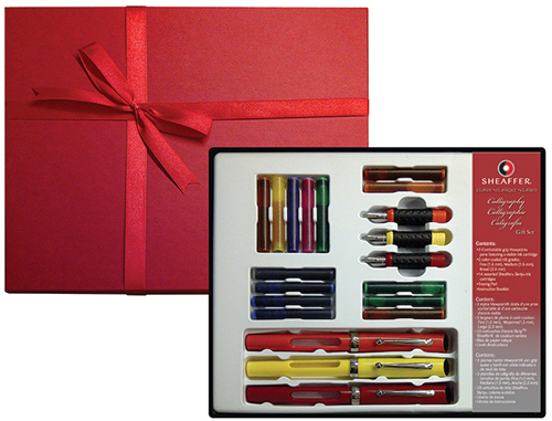 Sheaffer Calligraphy Gift  Calligraphy Kit