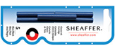 Sheaffer Refills Blue-Black 5 Pack  Fountain Pe