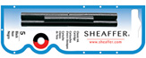 Sheaffer Refills Black 5 Pack  Fountain Pen Cartridge