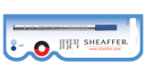 Sheaffer Refills Blue Slim Fineliner - F Pt