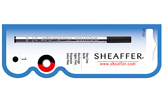 Sheaffer Refills Black Slim Fine Point Fineliner