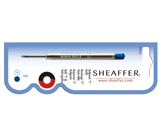 Sheaffer Refills Blue T Type Fine Point Ballpoint Pen