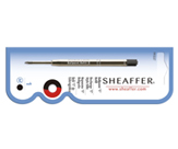 Sheaffer Refills Black T Type Medium Point Ballpoint Pen