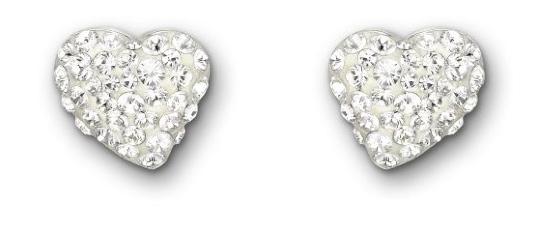 Swarovski Pierced Earrings Alana Clear Crystal  Jewelry