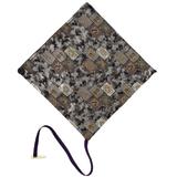 Taccia Kimono Nishijin Mosaic 5  Pen Wrap