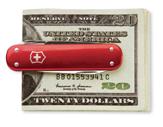 Victorinox Money Clip Red  Accessory