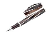 Visconti Divina Elegance Royal Brown Oversized  Rollerball Pen