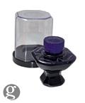 Visconti Refills Purple 40mL V-Bottle  Bottled Ink
