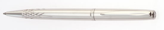 Waterford Lismore Platinum Plated  Ballpoint Pen