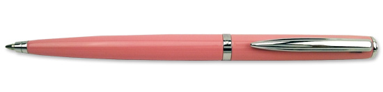 Waterford Marquis Arcadia Lacquered Pink  Ballpoint Pen