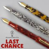 Edison Herald Acrylic Fountain Pens