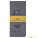 Field Notes COLORS Special Edition Byline