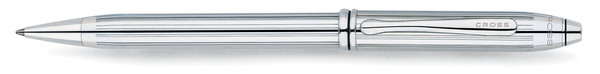Cross Townsend Lustrous Chrome  Ballpoint Pen