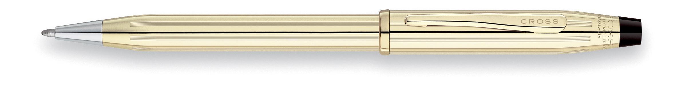 Cross Century II 10 Karat Gold  Ballpoint Pen