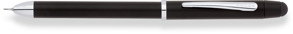 Cross Tech 3+ Satin Black  Multi Functional Pen