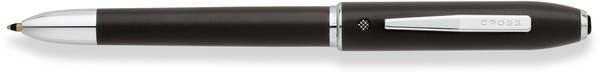 Cross Tech 4 Black Smooth Touch  Multi Functional Pen