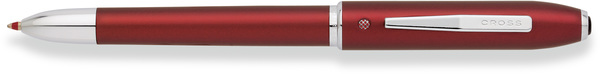Cross Tech 4 Red Smooth Touch  Multi Functional Pen