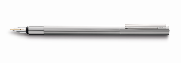 Lamy CP1 Platinum Plated Medium Point Fountain Pen