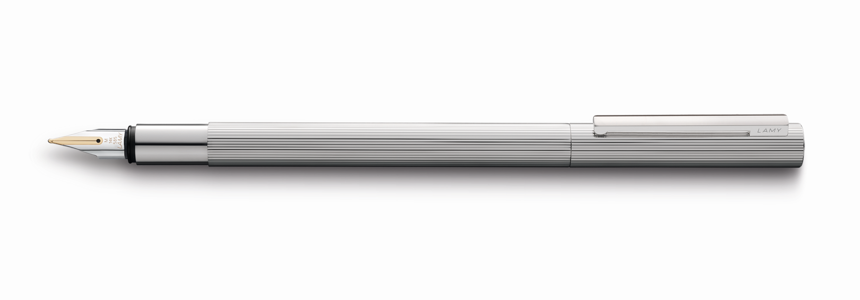 Lamy CP1 Platinum Plated Medium Point Fountain Pen