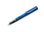 Lamy AL-Star Ocean Blue Broad Point Fountain Pen