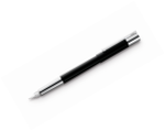 Lamy Scala Black Broad Point Fountain Pen