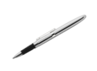 Fisher Bullet - Grip Stylus Chrome Capacitive w/ Clip Ballpoint Pen
