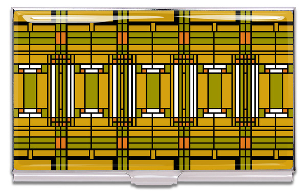 Acme Business Card Case Home & Studio -  Frank Lloyd Wright  Accessory
