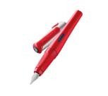 Pelikan Pelikano 2015 Red Right-Handed Medium Point Fountain Pen