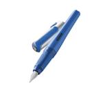 Pelikan Pelikano 2015 Blue Right-Handed Fine Point Fountain Pen