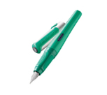 Pelikan Pelikano 2015 Green Starter Right-Handed Fountain Pen