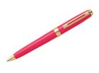 Sheaffer Prelude Mini Gloss Pink/Gold Trim Ballpoint Pen