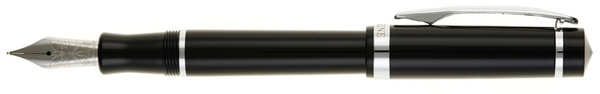 Nemosine Singularity Velvet Black fountain pen