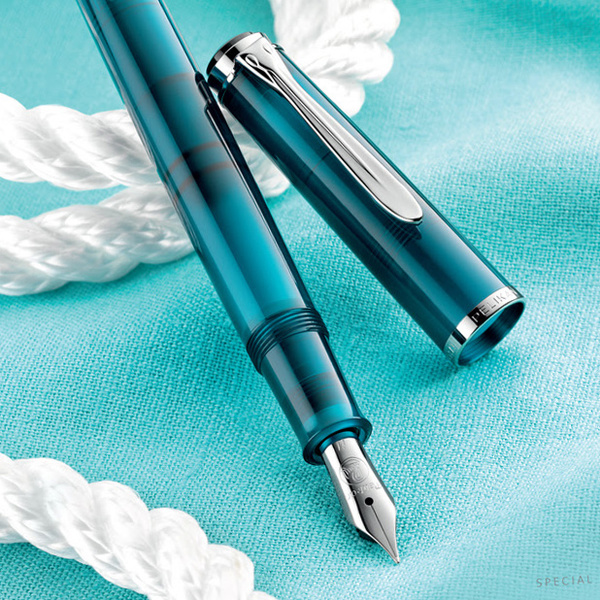 Pelikan Classic 205 Aquamarine Collection