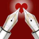 Valentine Pen Gifts and Accessories