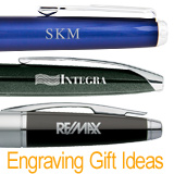Engraved Pen Gift Ideas