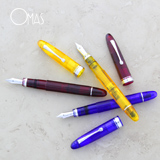 OMAS Ogiva Cocktail Limited Edition Fountain Pens
