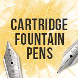 Cartridge Fountain Pens