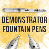 Demonstrator Fountain Pens